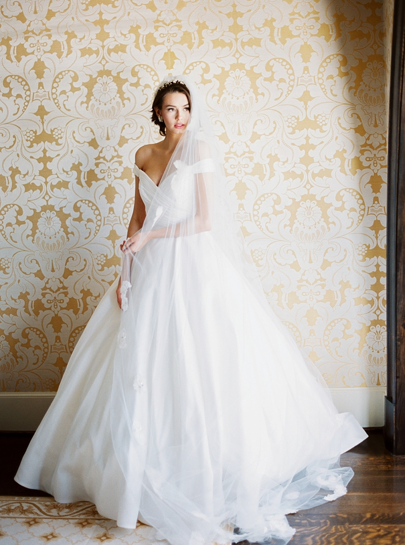 Dover hall featured in vow bride magazine shannon for Wedding dresses charlottesville va