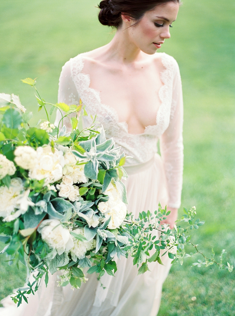 Veritas Charlottesville wedding inspiration on fuji 400h film by Shannon Moffit